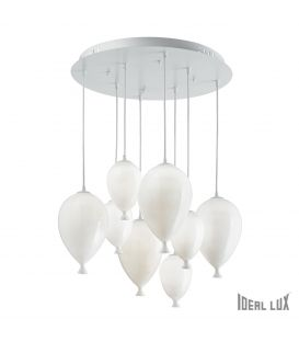 Piekarama lampa CLOWN SP8 Bianco 100883