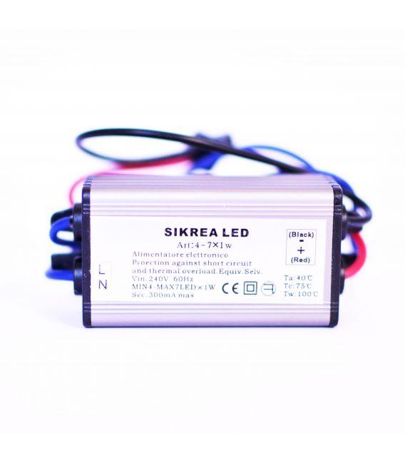 Maitinimo šaltinis 5362 LED 4/7x1W