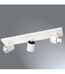 Griestu lampa RUNNER 3 White 53093/31/12