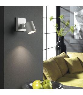 Sienas lampa RUNNER White 53090/31/12
