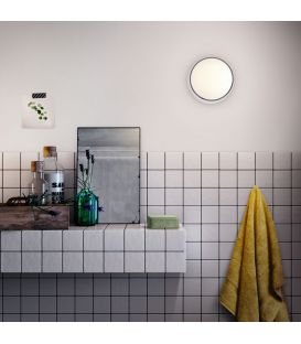 Griestu lampa WATERLILY LED Chrome IP44 33044/11/P0