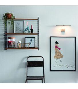 Sienas lampa MAHOGANY LED 1x5W 38828/17/P1