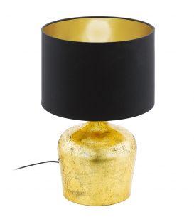 Galda lampa MANALBA Gold Ø25 95386