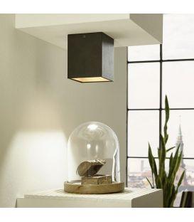 Griestu lampa POLASSO LED Black 94497