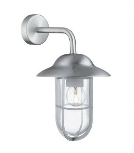 Sienas lampa WELL GLASS LANTERNS Grey IP44 3291SS