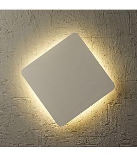 Sienas lampa BORA BORA LED White 18x18 C0104