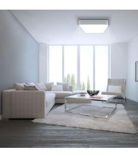 80W LED griestu lampa CUMBUCO LED 60x60 5513