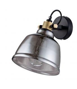 Sienas lampa IRVING Smoked T163-01-C