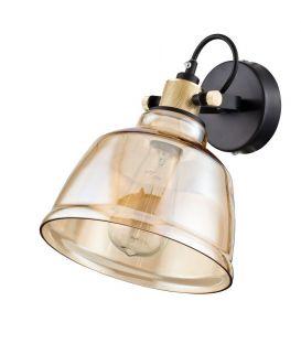 Sienas lampa IRVING Amber T163-01-R