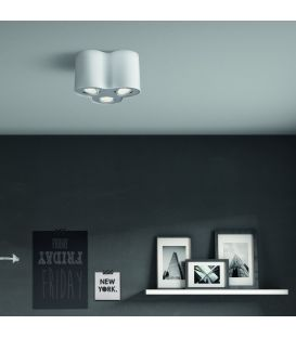 Griestu lampa PILLAR 3 White 56333/31/PN