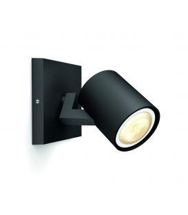 Sienas lampa RUNNER HUE LED Black 871869615938