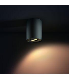 Griestu lampa PILLAR HUE Black 871869615939