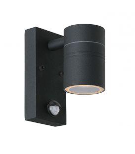 Sienas lampa ARNE-LED I.R. Black IP44 14866/05/30