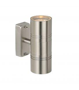 Sienas lampa ARNE-LED Satin Chrome IP44 14867/11/12