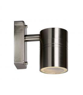 Sienas lampa ARNE-LED Satin Chrome IP44 14867/05/12
