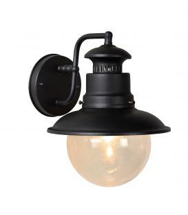 Sienas lampa FIGO Black IP44 11811/01/30