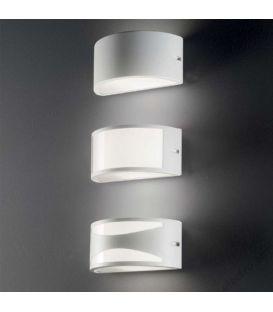 Sieninis šviestuvas REX-1 Bianco