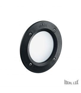 Iebūvējama lampa LETI Round Nero IP66 96551