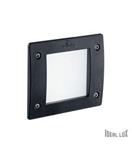 Iebūvējama lampa LETI Square Nero IP66 96582