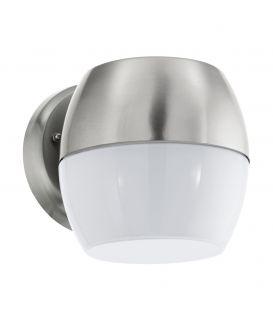 Sienas lampa ONCALA LED Stainless steel IP44 95982