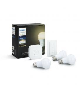 HUE LED STARTER KIT (pults + 3 E27 lampas + slēdzis) 871869672898