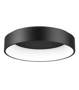Griestu lampa RANDO LED Black Ø60 6167240