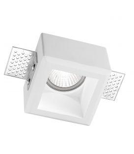 Iebūvejamā ģipša lampa TOBIA 8x8 71004