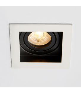 Iebūvējamā lampa GRID Black DL-GRID1WB