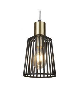 Piekarināmā lampa BIRD CAGE Ø16 9412BK