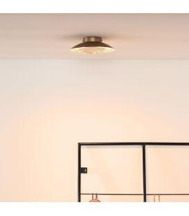 Griestu lampa FOSKAL LED Ø21,5 Brass 79177/06/01