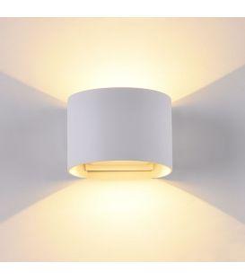 Sienas gaismeklis FULTON LED Round IP54 White O573WL-L6W