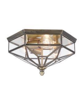 Ceiling lamp Zeil Bronzinė