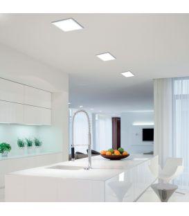 Iebūvējams LED panelis SAONA 12W 14,5x14,5 3000K C0195