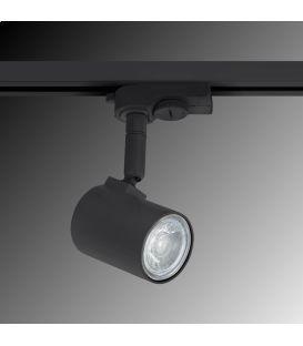 MEREA GU-10 Black apgaismojuma sistēma 3F 61288