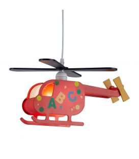 Pakarināmais gaismeklis HELICOPTER ABC 0102