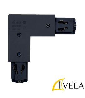 LKM vadotne, L-veida savienojums Black 7655-10-W30