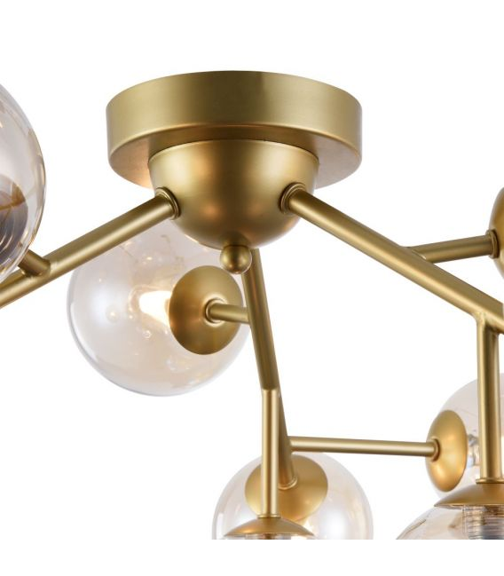 Ceiling lamp Dallas Ø600 Aukso