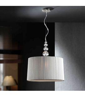 Piekarama lampa MERCURY Silver 663554