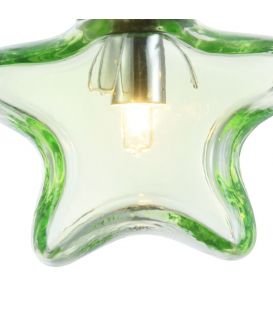 Pendant Star Chromo