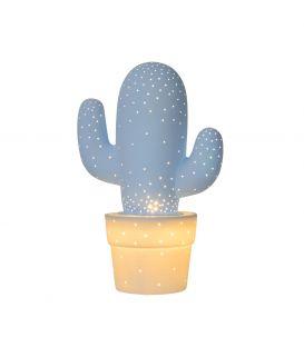 Galda lampa CACTUS Blue 13513/01/68