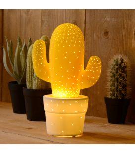 Galda lampa CACTUS Yellow 13513/01/34