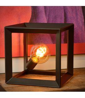 Table Lamp THOR Pilka metalo