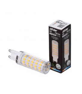 8W LED lampa G9 2700K 247903 G9-8W-WW