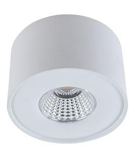 5W LED Griestu gaismeklis Lamparas White Ø9 LC1400-W