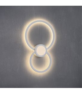 24W LED Sienas gaismeklis MURAL Round 6230
