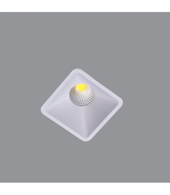 Iebūvējamā lampa Aros White Ø9 NC2152R-FW