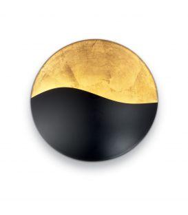 Sienas gaismeklis SUNRISE AP4 Ø35 Black Gold 133300