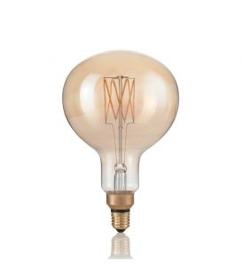 LED spuldzīte VINTAGE XL E27 4W GLOBO SMALL 129877