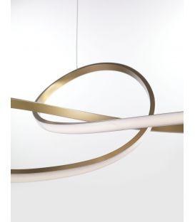 53W LED Pakabinamas šviestuvas Fusion Gold 1701101002