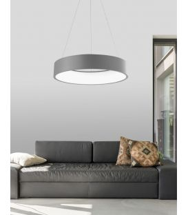 Piekarināmā lampa RANDO LED Ø60 Coffee Brown 6167209